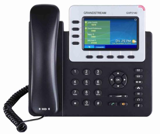 GXP2140 front